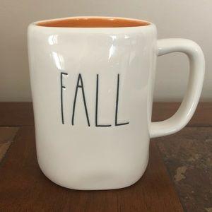 NEW Rae Dunn Double Sided Fall Y'all Mug
